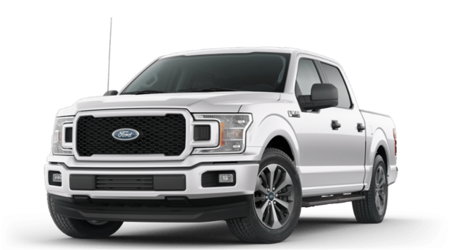 New 2019 Ford F-150 STX Truck SuperCrew Cab in Manteca